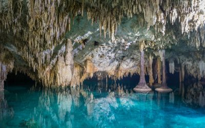 Cenotes en Sac Actun Mexico