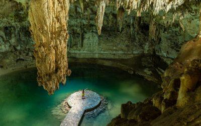 El cenote Suytun Riviera Maya