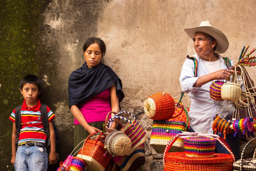 Lenguas indígenas en pueblos de México