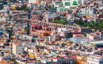 El territorio de Zacatecas