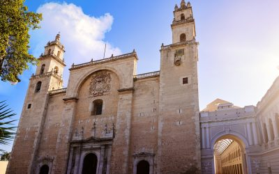 Iglesia en Mérida, Yucatán