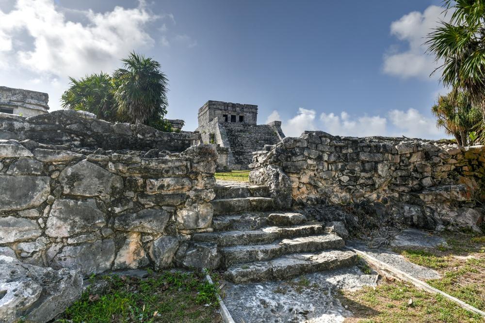 Tulum, zona arqueológica