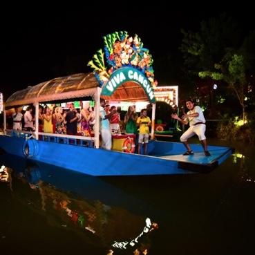 Image tour Xoximilco Mexican Fiesta Boat Tour
