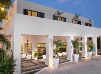 Vista de hotel Oasis Tulum Lite