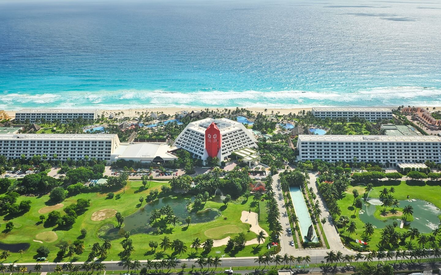 Oasis Cancun Lite Hotel View
