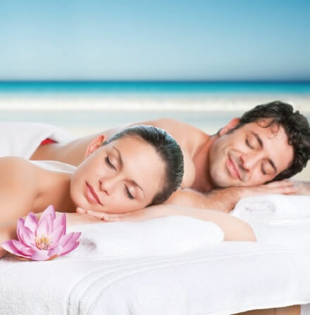 Offer of the day MONDAY ROMANTIC package